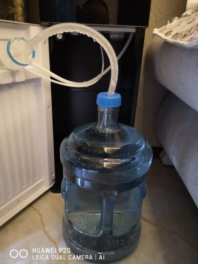 纯净水桶装水饮水机茶吧机桶自动售水机桶储水桶矿泉水桶纯饮水 15升加厚型纯净水桶(QS认证) 晒单图