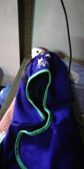 威特仕(WELDAS)23-6680 火狐狸蓝色阻燃棉全护式披肩帽防焊火花金属飞溅头罩阻燃头套1个 晒单图