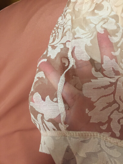 韵兰利 连衣裙2019春夏季新款冷系女装网红时尚小个子套装俏皮名媛小香风裙子两件套8094 图片色 M 晒单图