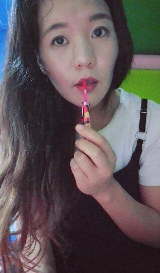 Mistine(蜜丝婷)双头珠光唇彩唇釉润唇膏01# 1.5+3.2g 玫红(咬唇妆变色染唇液 口红 不掉色)泰国进口 晒单图