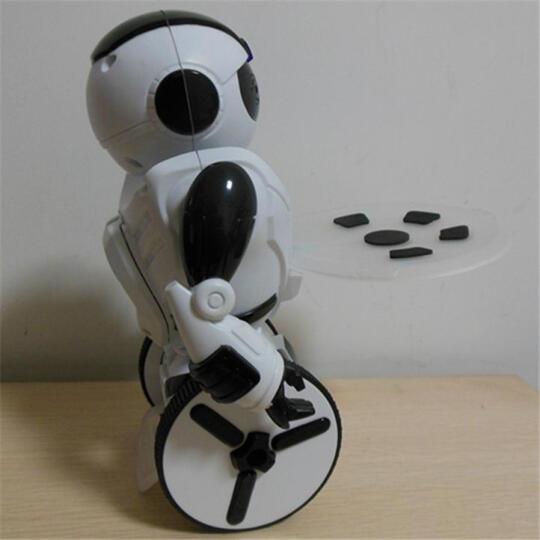 别仁佳 电动遥控智能恐龙多功能感应平衡机器人儿童益智创意仿真玩具 升级充电款1060C 晒单图