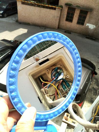 云野 赛福 CBB65空调电容 压缩机启动电容器 水泵、碎纸机、跑步机、电动工具、压缩机、空压机 25UF 450VAC 精度5% 一个 晒单图