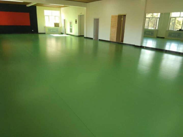 幼儿园塑胶地板革pvc地板贴纸加厚耐磨防水泥地板胶儿童房家用自粘地革地垫 2.0mm厚商用革SH603 晒单图