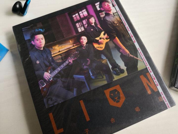 萧敬腾-狮子合唱团首张专辑《LION》 晒单图
