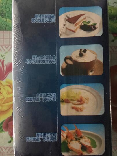 雀巢淡奶油1L 动物性稀奶油慕斯蛋糕裱花蛋挞液家用烘焙原料 晒单图