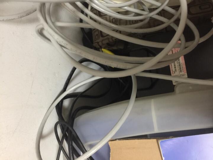 包尔星克 电脑主机显示器电饭煲电水壶家用电器电源线品字尾黑色1米(PowerSync)MPCPHX0100 晒单图