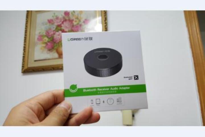 绿联 OTG数据线 Micro USB转接头线 安卓手机U盘连接线转换器 支持华为小米三星魅族 15cm 30894 编织白 晒单图
