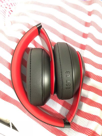 Beats Studio3 Wireless 录音师无线3代 头戴式 蓝牙无线降噪游戏耳机 - 魅影灰(限量款)MQUF2PA/A 晒单图