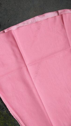 纤慕睡衣女结婚大红夏春冬季性感吊带睡裙睡袍浴袍春秋仿真丝家居服两件韩版长袖睡衣套装 抹胸款西瓜红套装(睡裙+睡袍) L(95-110斤) 晒单图