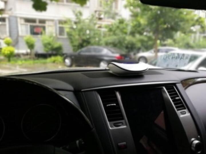 启捷   太阳能车载空气净化器车内负离子除甲醛烟味异味PM2.5雾霾HEPA滤网汽车用品 新款加强版黑色-配滤芯 林肯MKCMKTMKX领航员讴歌 晒单图