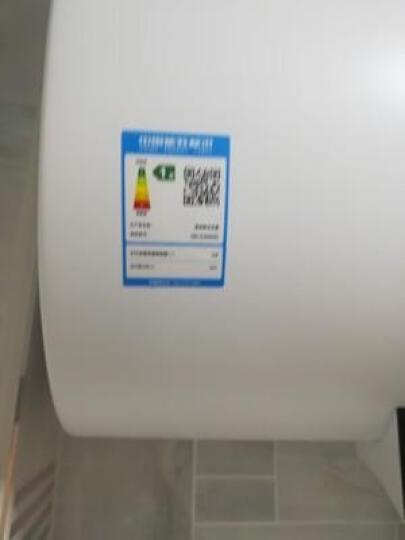 美的(Midea) 80升 2100W 经济适用 防电墙 电热水器 F80-21WA1 晒单图
