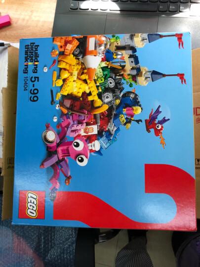【3月新品】乐高 玩具 经典创意 Classic 5岁-99岁 海底世界 10404 积木LEGO 晒单图