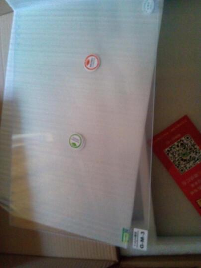 潮派 电脑防辐射保护屏罩显示器抗防蓝光电脑防辐射保护膜保护屏面罩防辐射屏贴 24英寸宽屏16:10尺寸548×360 晒单图