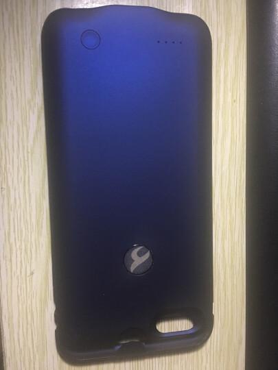 【次日达】泰火手机壳充电宝背夹电池苹果专用薄款无线移动电源iPhone6S/6plus 大屏5.5土豪金(iPhone 6p适用) 晒单图