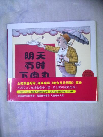 阴天有时下肉丸 朱迪巴瑞特 青春与动漫绘本 书籍 晒单图