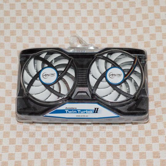 ARCTIC 显卡散热器(适用于 RX480,R9 390,290X,GTX1080,1070,1060,980TI,780,770/560/双风扇2代) 晒单图