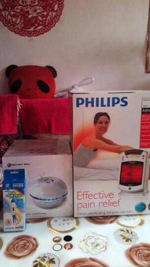 飞利浦(PHILIPS) 红外线治疗仪 家用医用红外线理疗仪烤灯 HP3631/3621/3643 HP3643 晒单图