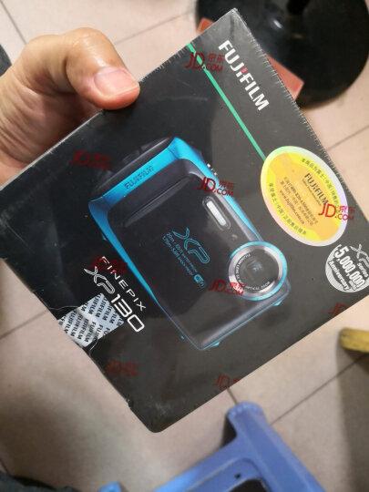 富士(FUJIFILM)XP130 天空蓝色(Sky Blue)运动相机 防水防尘防震防冻 5倍光学变焦 WIFI 光学防抖 蓝牙 晒单图