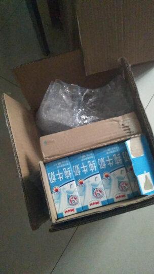 200ml*24/箱德国进口甘蒂牧场MUH牧牌进口部分脱脂低脂纯牛奶高钙营养早餐奶 晒单图