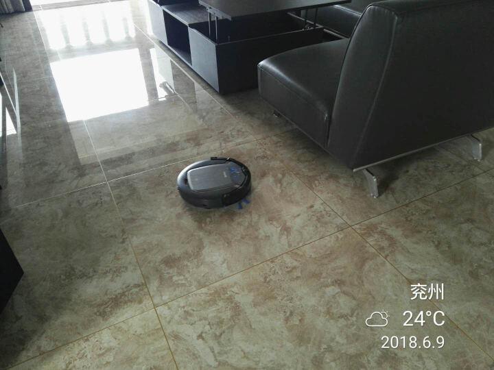 飞利浦(PHILIPS) 扫地机器人智能自动家用全自动拖地吸尘器FC8932 晒单图