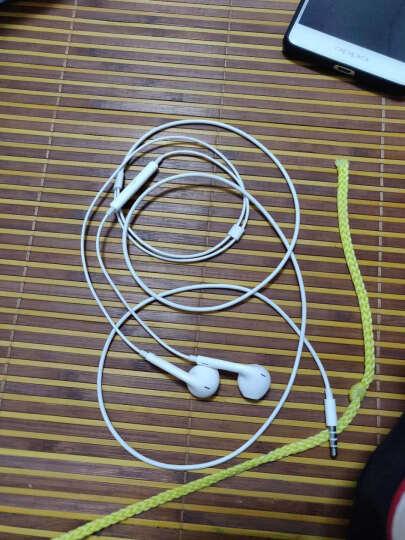 美斯捷 手机耳机入耳式线控带麦重低音 一加5t/1加5五/1+5t/一加3t/一加6 晒单图