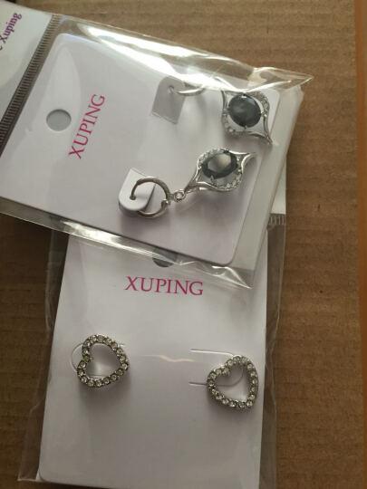 xupingjewelry首饰 复古宫廷花朵项链女 新娘结婚配饰 礼物 24K金色 晒单图