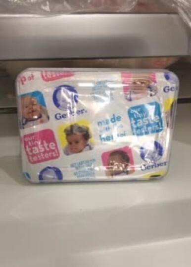 嘉宝(Gerber) 嘉宝(GERBER) 美国原装4个月以上 婴儿辅食 宝宝零食  果泥 蔬菜泥 西梅泥5组 晒单图