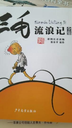 三毛从军记全集(彩图注音读物) 晒单图