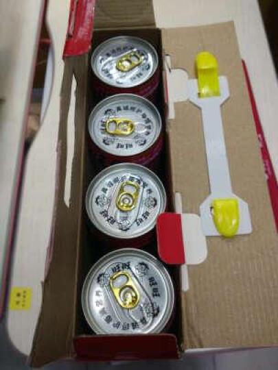 旺旺 旺仔牛奶 儿童牛奶早餐奶 (铁罐装礼盒) 原味 245ml*12 晒单图