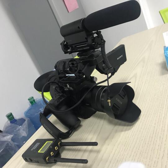 索尼(SONY) PXW-FS5K(含18-105镜头)手持式4K Super 35MM超级慢动作微电影摄影机 晒单图