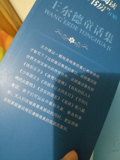 小书房·世界经典文库:王尔德童话集 晒单图