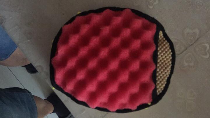 悦卡 双面洗车手套 汽车清洁海绵雪尼尔地板瓷砖清洁除尘工具 汽车用品 晒单图