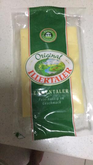 多美鲜(SUKI)瑞士大孔奶酪 200g(干酪) 晒单图