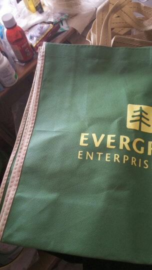 美国爱屋格林无纺布礼品袋手提大购物袋 环保袋 购物袋EC-4BG0002 晒单图