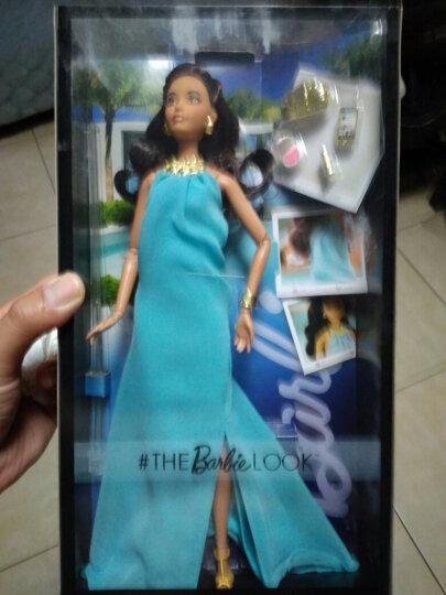 芭比(Barbie)女孩娃娃 儿童玩具 之街拍靓装珍藏版 -DVP56 晒单图