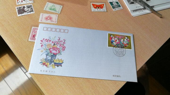 东吴收藏 集邮 丝绸邮票之二 丝织首日封 PFSZ054/2007-30T 楷书 晒单图