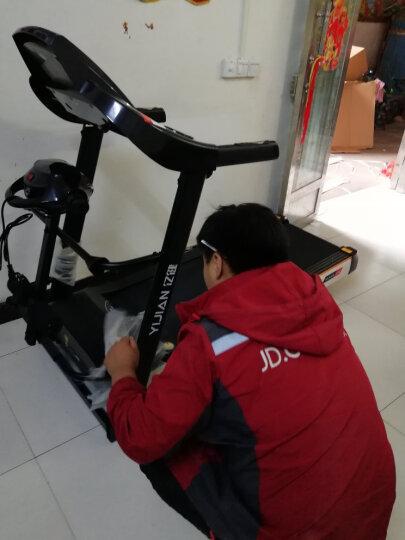 亿健(YIJIAN)跑步机 家用静音折叠健身器材 【欧盟认证】9009升级款 蓝屏单功能 晒单图