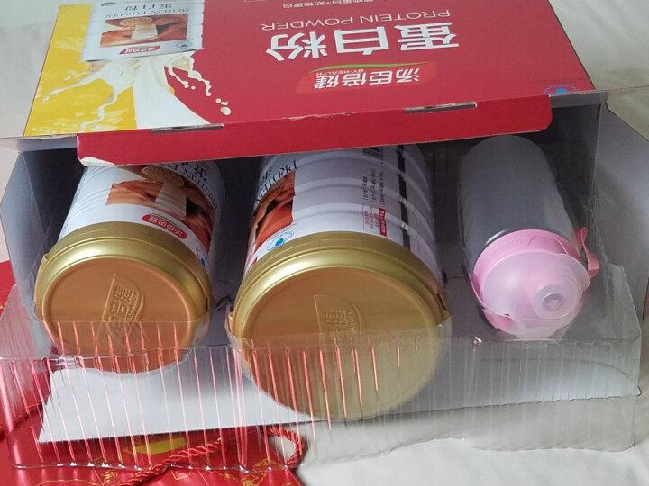 汤臣倍健 鱼油100粒*1+大豆磷脂100粒*2 礼盒装 晒单图