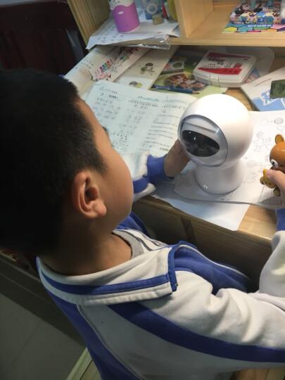 小墨(moorebot) 智能机器人科大讯飞智能语音智能早教机学习机智能儿童双语学习玩具陪伴机器人 标准版 标配 晒单图
