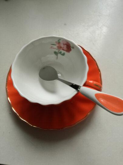 北欧水具套装杯具家用客厅喝水杯子套装凉水壶冷水壶美式欧式咖啡杯下午茶茶具办公室简约创意潮流配托盘杯架 1壶6杯配瓷盘(灰色) 晒单图