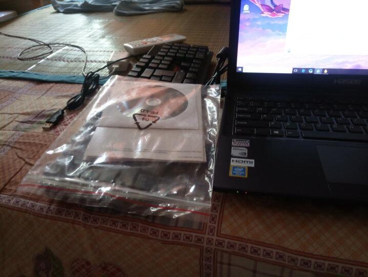 神舟(HASEE) 战神K650D-G4D/D2升级版 MX150独显 学生游戏笔记本手提电脑 战神K650D-G4D 升级至8G内存+256G固态+1TB机械盘 晒单图
