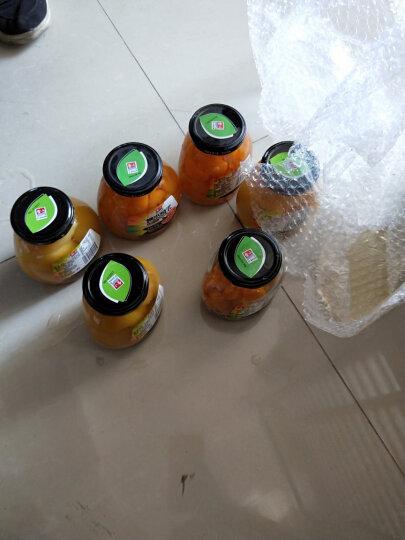 紫山 糖水桔子罐头水果罐头休闲零食485g/瓶 晒单图