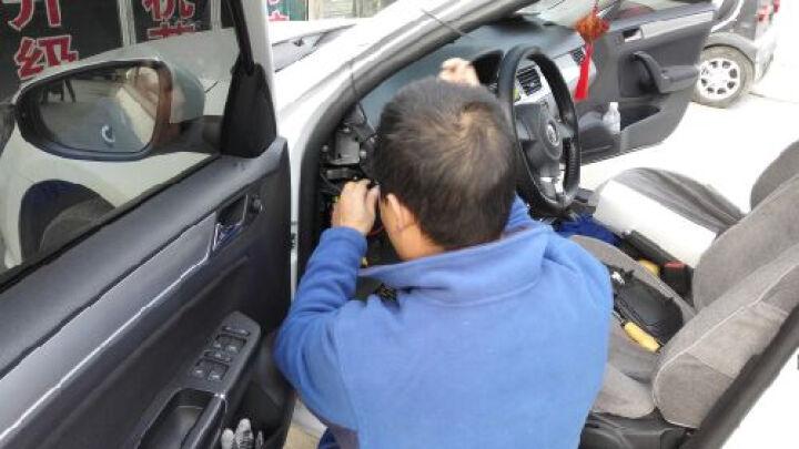 航睿 云镜智能后视镜汽车声控GPS导航仪高清行车记录仪实时路况多功能一体机 A800S+16G录像卡 后视镜导航 记录仪 晒单图
