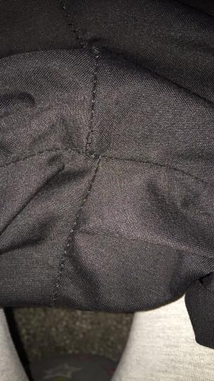 洛凌 孕妇装孕妇连衣裙韩版中长款套装2018夏季两件套裙子 8503白色套装 90-110斤选择M 晒单图