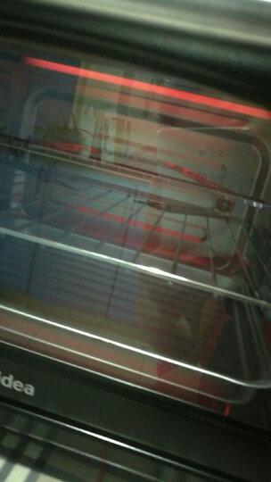 美的(Midea)MG25NF-AD 25升家用烤箱 多功能电烤箱 广域控温 晒单图