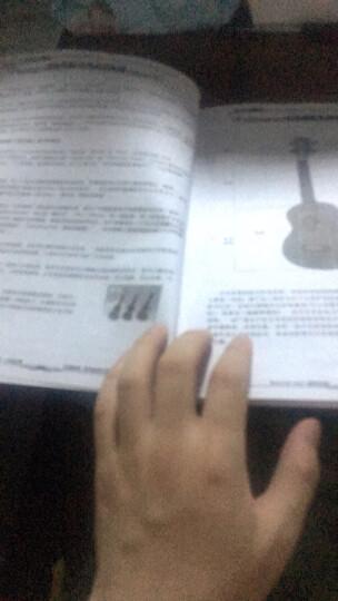 kaka 学弹ukulele尤克里里乌克丽丽自学入门教学视频教程教材书籍曲谱 晒单图
