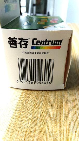 善存(Centrum)佳维片复合维生素 京东定制礼盒(180片) 晒单图