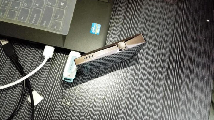 艾利和(iriver)Astell&Kern AK380 256GB HIFI播放器 无损mp3音乐播放器 HIFI无损mp3 DSD播放器 星空钛 晒单图