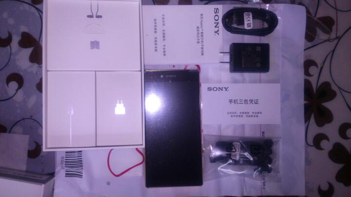 索尼(SONY) Xperia Z5尊享版 DUAL E6883  移动联通双4G手机 璨光金 晒单图