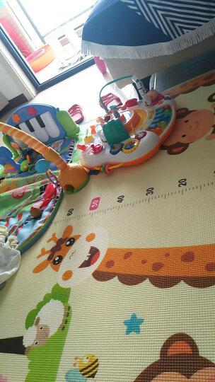 谷雨游戏桌双语学习桌儿童玩具多功能和谐号玩具宝宝0-1岁婴儿幼儿玩具1-2岁3岁小孩礼物 晒单图